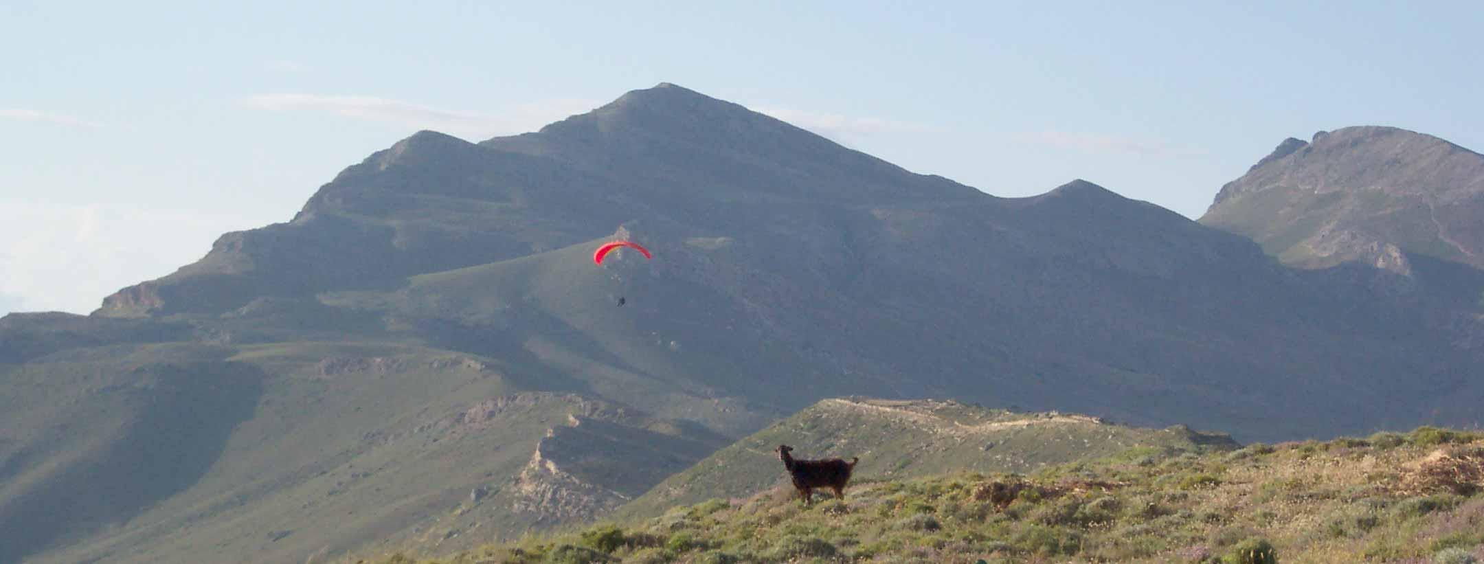 Crete Mountains