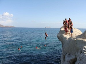 Outdoor Pursuits In Crete: Coasteering