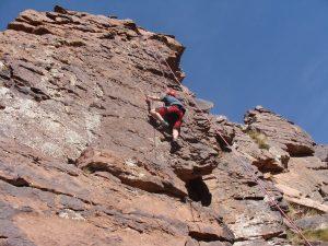 Climbing In Crete: