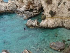 Coastgeering in Crete